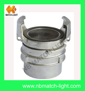 Aluminum Casting Female Bsp Thread French Quick Coupling pictures & photos