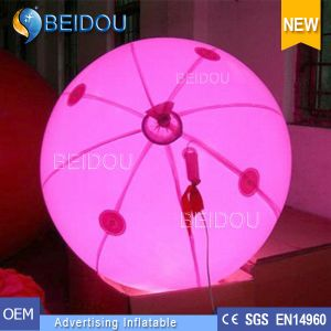 Custom Large LED Helium RC PVC Balls Inflatable Advertising Balloons