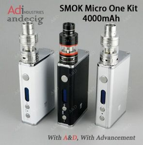 Smok Micro One 80W R80 Tc Kit 4000mAh Mod with Micro Tfv4 Tank Tfv4 Mini pictures & photos