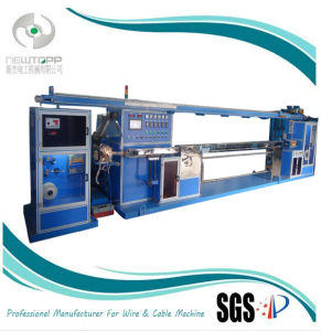25mm Teflon Micro-Fine Coaxial Extruding Machine pictures & photos