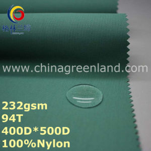 Dull Nylon Taffeta Plain Oxford Thick Fabric for Garment (GLLML282) pictures & photos