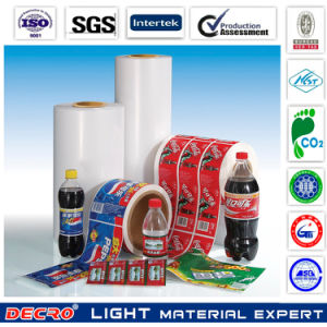 Cavitated BOPP Pearl Label Film (PSL)