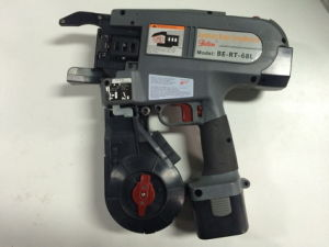 Battery Powered Automatic 68mm Rebar Tying Machine Be-Rt-68L pictures & photos