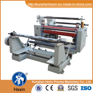 Hx-1300fq LDPE Film Slitter and Rewinder Machine pictures & photos