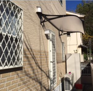 Door Canopy, Polycarbonate Awning, Window Awning, DIY Awning, Polycarbonate Canopy, Rain Awning, Rain Canopy, Sun Awning, Sun Canopy, DIY Canopy, Polycarbonate pictures & photos