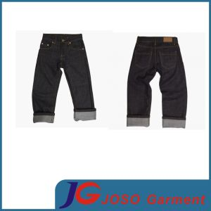Boys Black Jeans Trousers Leisure Kids Clothing (JC8043) pictures & photos