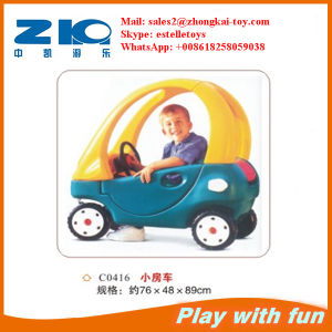 Children Plastic Car with Cheap Price on Sell pictures & photos
