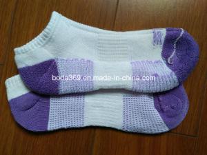 Ladies Anklet Sports Half Terry Socks