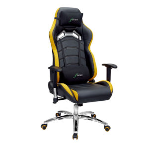 Commercial Artifical Leather Padded Sport Designer Racing Office Chair (FS-RC006) pictures & photos