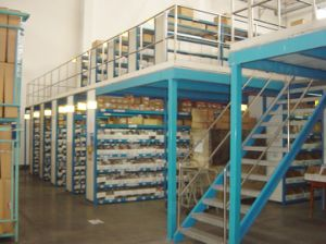 Automotive Fittings Shelf Warehouse Rack for 4s Store pictures & photos