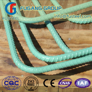 Fusion Bonded Epoxy Coated Rebar