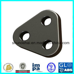 Delta Mooring Plate/ Tri-Plate for Towing System pictures & photos