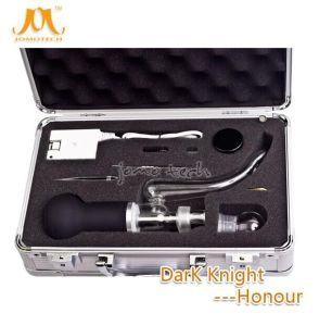 New Product Wholesale 3 in 1 Ceramic Heating Jomo Dark Knight Honour Dry Herb Vaporizer Electronic Cigarette pictures & photos