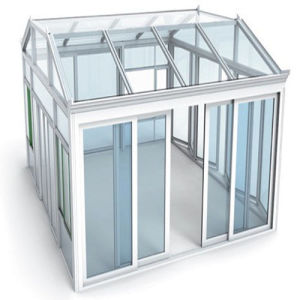 Customized Size Glass Green House / Winter Garden/Sun Room (TS-995) pictures & photos