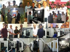 Mini High Speed CNC Milling Machine Center for 24000rpm (HS-650) pictures & photos