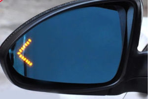 Rearview for Cruze
