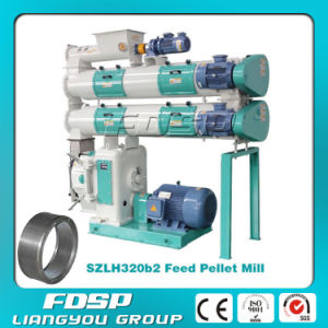 Good Price High Grade Poultry Feed Mill with Ring Die pictures & photos