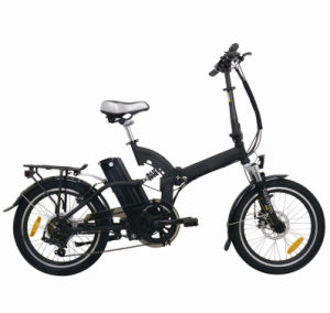 Popular Mini Folding Electric Bicycle CE/En15194 pictures & photos
