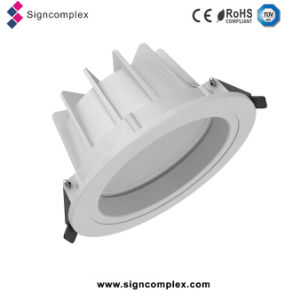 "High Power Energy Saving SMD5730 5"" 16W LED Recessed Downlight pictures & photos"