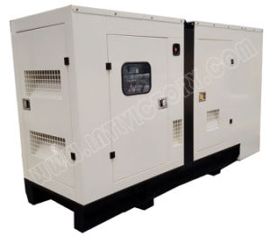 182kVA Three-Phase Durable Soundproof Deutz Diesel Generator Set pictures & photos