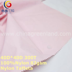 Coating Dull Nylon Taffeta Waterproof Fabric for Textile Clothes (GLLML272) pictures & photos