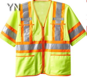 Working Reflective Safety Vests pictures & photos
