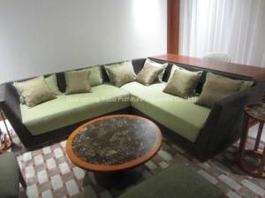 Modern Hotel Sofa Set--Living Room Sofa--Hotel Furniture-Corner Sofa pictures & photos