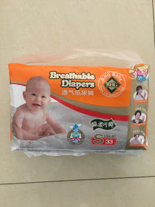Wholsales Baby Diaper with Ultra Thin Cotton