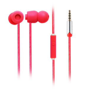 Manufacture Wholesale Cheap Colorful Stereo Earphone Em-636)