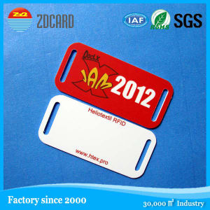 Customized Printed PVC NFC Tag pictures & photos