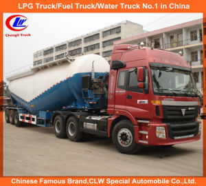 Heavy Duty Bulk Cement Powder Tank Semi Trailers 35tons for Sale pictures & photos