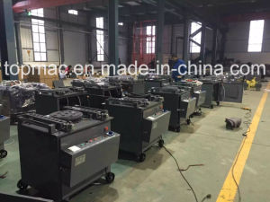 Quality Guaranteed One Year Warranty Reinforcement Steel Bending Machine /Round Bar Bender Gw40 pictures & photos
