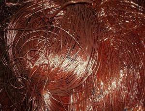 Copper Wire Scrap/Copper Millberry Scrap 99.9% pictures & photos