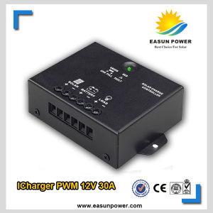 12V 30A PWM Solar Controller for Solar Power System