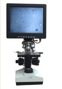 10 Inch LCD Screen Microscope Shd2320 with High Quality pictures & photos