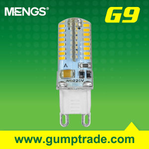 Mengs® G9 3W LED Bulb with CE RoHS SMD 2 Years′ Warranty (110140014)