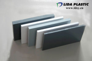 Best China Green Rigid PVC Sheet for Chemical Equipment pictures & photos