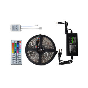 Bare Board 5050 RGB Flexible LED Strip Light pictures & photos
