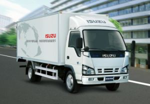 Isuzu 600p Light Van Truck China Manufacturer pictures & photos