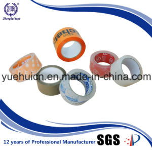 Packing Suppler with Clear Gum Good Adhesive BOPP Packing Tape pictures & photos