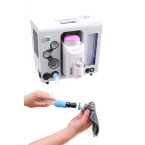 High Class Portable Vet Anesthesia Machine with Ventilator pictures & photos