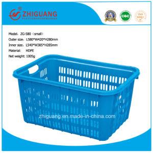 Cheap Plastic Vegetable Basket, Logistics Basket pictures & photos