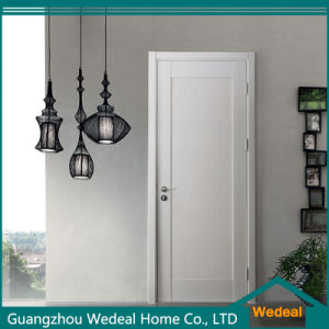 Modern Style Wooden Door for New House with High Quality (WDHO69) pictures & photos