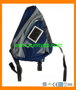 Fashionable Solar Bag Pack Charging for iPhone-Samsung pictures & photos
