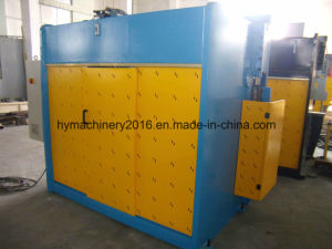 Wc67k-125X3200 Simple CNC Control Steel Plate Bending Machine pictures & photos