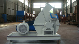 Factory Supply 1-3tons Per Hour Wood Chipper Machine Shredder pictures & photos