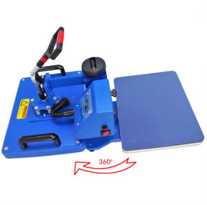 4 in 1 Sublimation Heat Press Machine pictures & photos