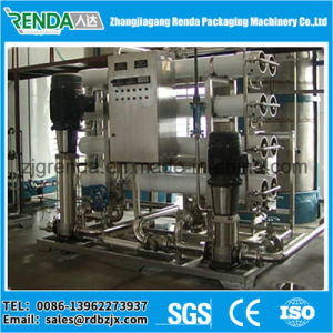 Water Purification Treatment / Water Filter Reverse Osmosis System Equipment pictures & photos