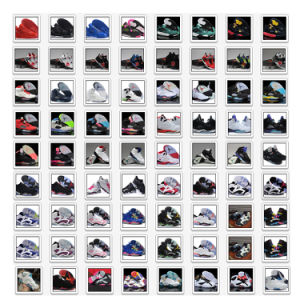 Various Style Sport Shoes Sneaker Footwear Men Shoes Basketball Shoes