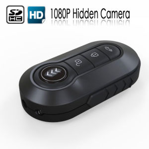 1080P HD Camera Car Key Chain Mini Spy DV pictures & photos